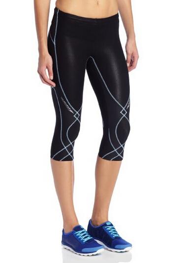 小码手快有!CW-X STABILYX 次顶级女士保暖压缩7分裤