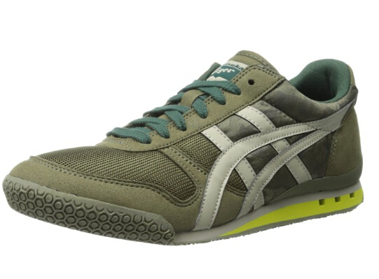 再次新低!Onitsuka Tiger Ultimate 81 鬼冢虎中性潮鞋