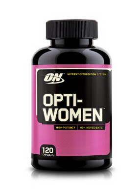 他好我也好,Optimum Nutrition Opti-Women 女士综合维生素120片