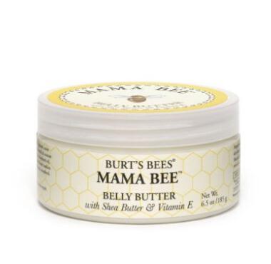 近期新低!Burt's Bees 小蜜蜂 含维E防妊娠纹霜185g
