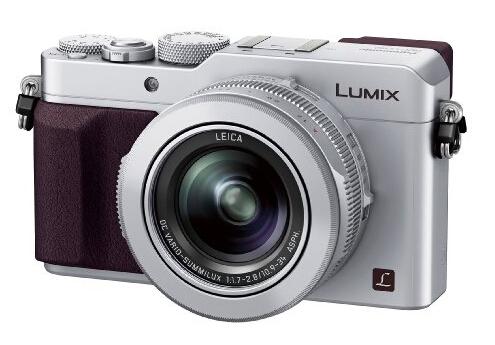还剩6只手快有!Panasonic LX100 松下4/3画幅便携式数码相机