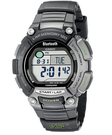 怒降20刀!!手快有!CASIO STB-1000 卡西欧男士蓝牙运动手表