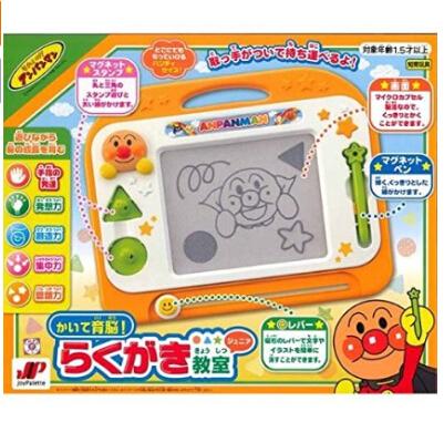 日亚凑单小神器!Anpanman面包超人新款磁性写字板画板玩具 小号