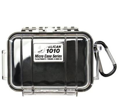 新低可直邮!Pelican 派力肯 1010 微型安全防护箱