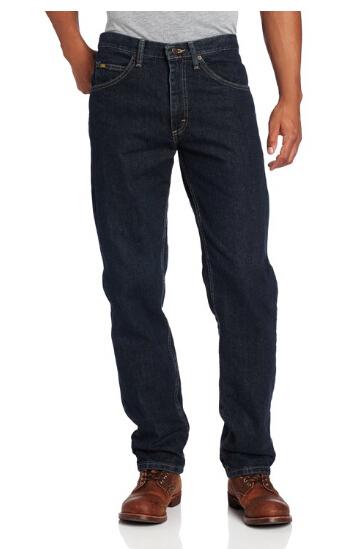牛仔裤海淘!Lee 李牌 Regular-Fit 标准剪裁直筒牛仔裤