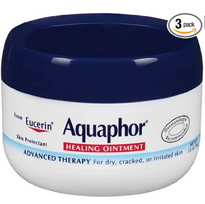 凑单好价!Aquaphor 优色林 万用修复霜 99克*3盒