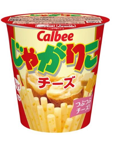 吃货必买!Calbee卡乐比薯条杯装 58g×12个
