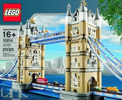 EBAY最低价!LEGO 10214 乐高伦敦塔桥