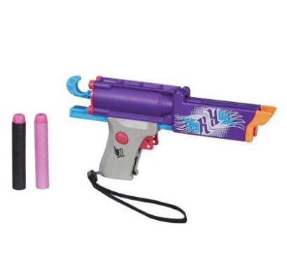 美亚直邮凑单好价!Nerf Rebelle 木兰系列 Mischief Blaster 秘密间谍发射器