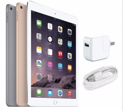 便宜的有点不敢下手!iPad Air 2 WiFi 开箱版128G帝王版神价