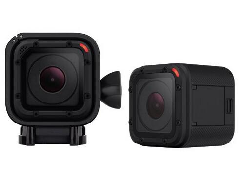 海淘GoPro!GoPro Hero4 session 最新款高清防水户外摄像机
