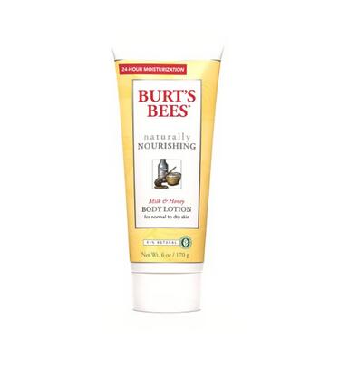 美亚好价!Burt's Bees 小蜜蜂 天然牛奶蜂蜜护肤乳 170g*3支