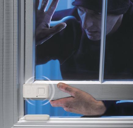 过年防贼必备!美亚销量第一的GE(美国通用公司)推门开窗报警器