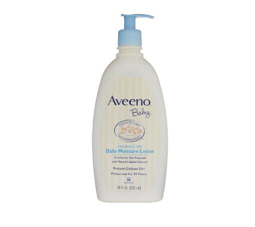 再次好价!Aveeno Baby 婴儿天然燕麦保湿乳液532ml 无香型