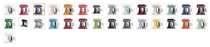 KitchenAid厨师机海淘攻略,型号怎么选,美亚还能直邮!