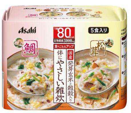 日亚值得买的东西推荐(4),Asahi 朝日代餐产品,合计6款