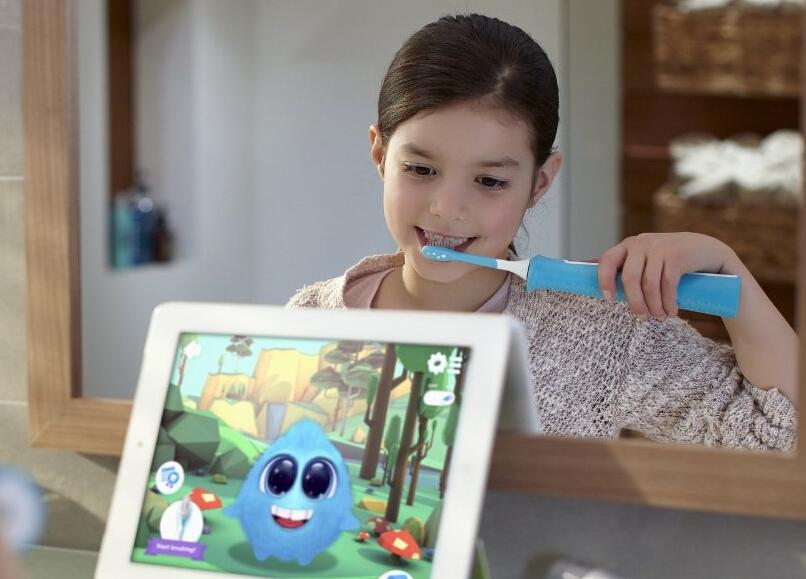 降至历史新低!Philips HX6321 飞利浦儿童电动牙刷蓝牙版