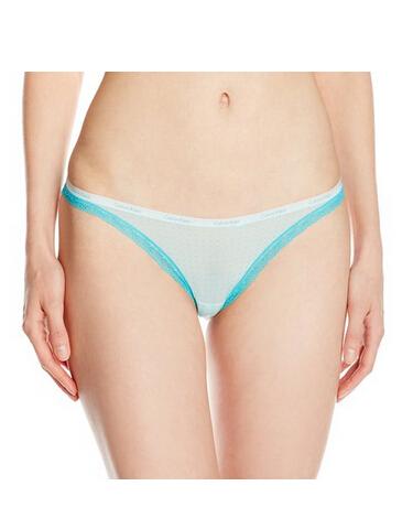 凑单好价!Calvin Klein Bottoms Up Thong Panty 女士内裤