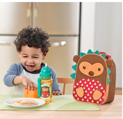再次新低,可凑单来一件!SKIP HOP 动物园系列 儿童午餐包