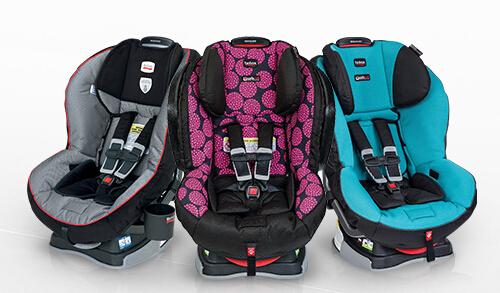 金盒特价!Britax 百代适中端儿童安全座椅,多款降至6折好价