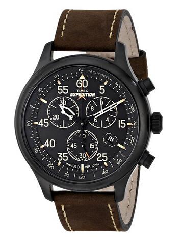 好价再来!TIMEX 天美时 Expedition T499059J 男士时装腕表