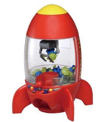 日亚好价!TAKARA TOMY 迪士尼玩具总动员 抓娃娃机