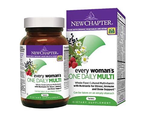 金盒特价Vitamin维生素专场促销!New Chapter新章每日一片