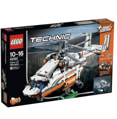 日亚好价!LEGO 乐高 42052 机械组 双旋翼运输直升机