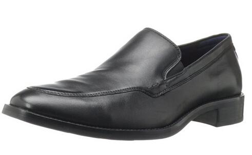 直邮新低!COLE HAAN Lenox Hill Venetian 可汗男士真皮休闲鞋