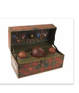 美亚直邮好价!哈迷必入!Harry Potter 魁地奇收藏礼盒