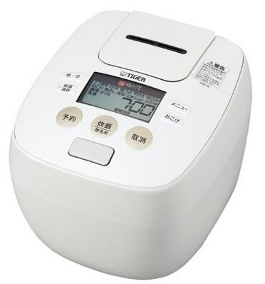 日亚秒杀中!TIGER 虎牌 JPB-W100-W 圧力IH电饭煲