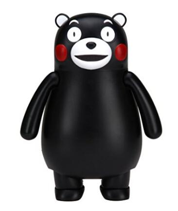 超萌!FUJIMI 熊本熊 Ptimo 2号 可动拼装模型