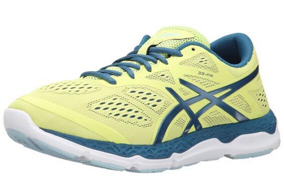 降至新低!ASICS 亚瑟士 33-FA 女士轻量跑鞋