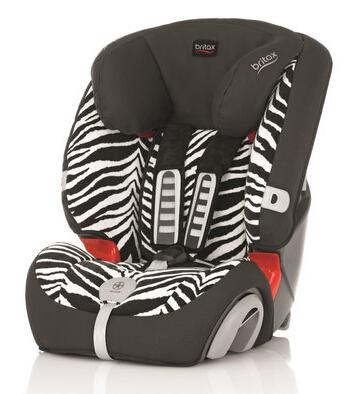 甜馨同款哦!Britax Römer Evolva 超级百变王儿童安全座椅