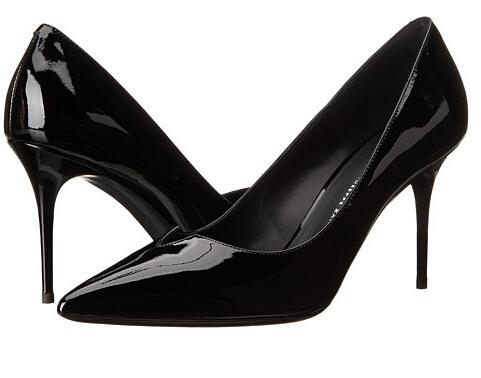 奢侈!Giuseppe Zanotti 朱塞佩萨诺第女士真皮高跟鞋