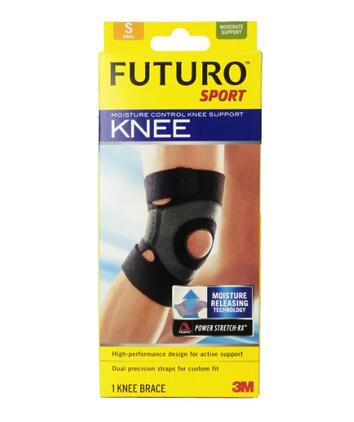 prime会员专享!FUTURO 护多乐 运动透气型护膝