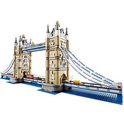 乐高 伦敦塔桥