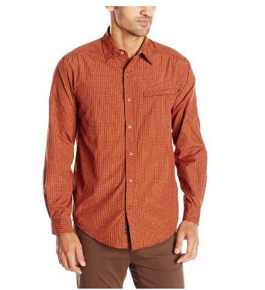 凑单新低!ExOfficio 男士快干防晒排汗长袖衬衫