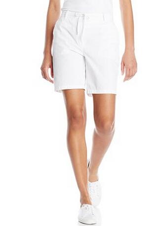 美亚好价!Lacoste 法国鳄鱼 女士全棉运动休闲短裤