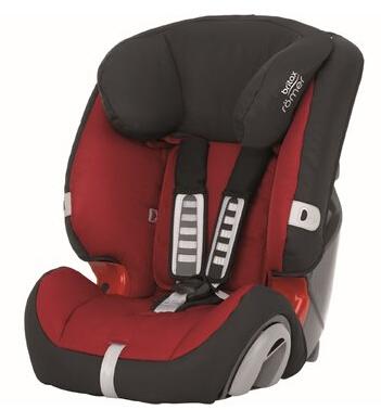 直邮!德淘Kidsroom!Britax Evolva 百代适普通款百变王儿童安全座椅