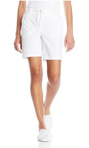 历史新低!Lacoste 法国鳄鱼 女士全棉运动休闲短裤