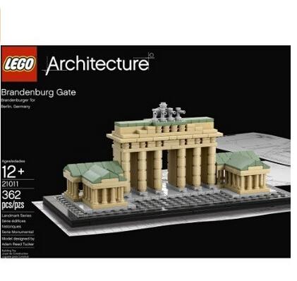 美亚好价!LEGO 乐高 21011 勃兰登堡门