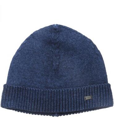 美亚好价!HUGO BOSS 雨果博斯 男士100%新羊毛帽