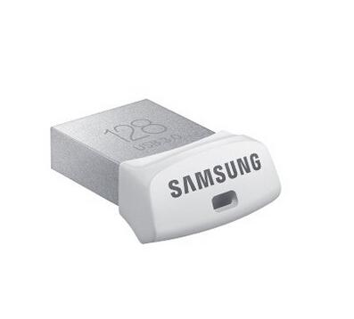 历史低价!Samsung 三星 128G USB3.0 MUF-128BB 高速迷你金属U盘