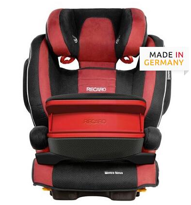 德国直邮安全座椅!RECARO 瑞卡罗 超级莫扎特 儿童汽车安全座椅 ISOFIX接口