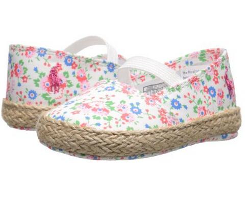 白菜价!Ralph Lauren 拉夫·劳伦婴幼儿编织布鞋