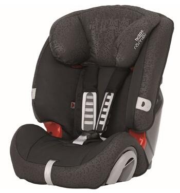 海淘安全座椅!Britax 百代适百变王儿童安全座椅