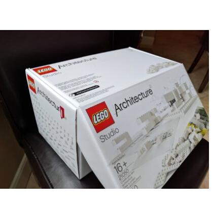 再降近7刀!LEGO 21050 乐高建筑系列之建筑工作室