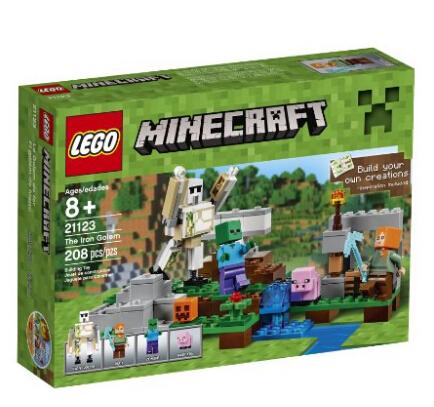 降至新低!LEGO 21123 乐高铁傀儡,2016年新品