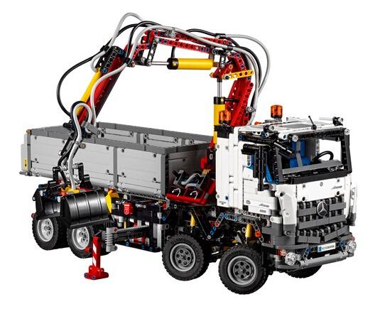 THE HUT海淘乐高!LEGO 乐高 42043 梅赛德斯-奔驰卡车